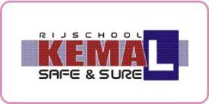 Logo rijschool Kemal new