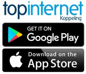 Top Internet, Google play, App store