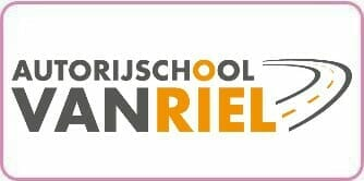 Logo Autorijschool van Riel