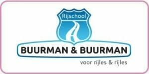 Logo rijschool Buurman & Buurman uit Lemelerveld