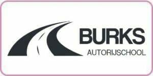 Logo rijschool ROb Burks uit Pijnacker