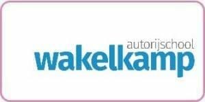 Logo Autorijschool Wakelkamp