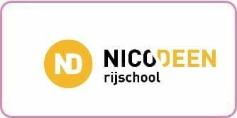 Logo Rijschool Nico Deen