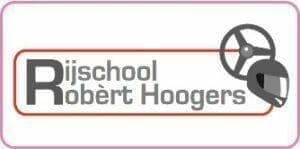 Logo Rijschool Robèrt Hoogers uit Nieuwleusen