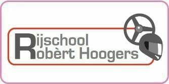 Logo Rijschool Robert Hoogers