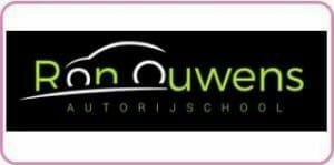 Logo Rijschool Ron Ouwens uit Breda
