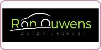 Logo Autorijschool Ron Ouwens