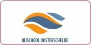 Logo Rijschool Oosterschelde uit Colijnsplaat