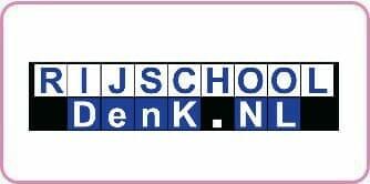 Logo Rijschool Denk