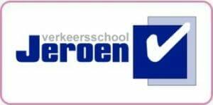 Logo Verkeersschool Jeroen