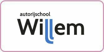logo Autorijschool Willem
