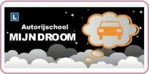 Logo Autorijschool Mijn Droom