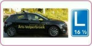 Logo Rijschool Aris Velperbroek