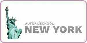 Autorijschool New York logo