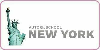 Autorijschool New York logo