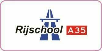 Logo Rijschool A35