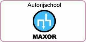 Logo Rijschool Maxor