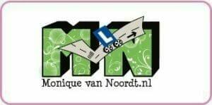 logo Autorijschool Monique van Noort
