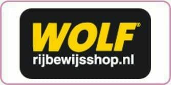 Wolf Rijbewijsshop logo
