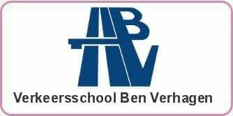 logo Verkeersschool Ben Verhagen