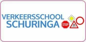 Logo Verkeersschool Schuringa
