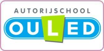 Logo autorijschool Ouled