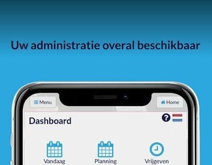 Uw administratie overal beschikbaar