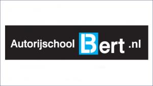 Autorijschool Bert Frame website logo