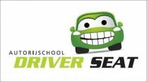 Autorijschool Driver Seat Frame website logo