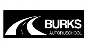 Burks Autorijschool Frame website logo