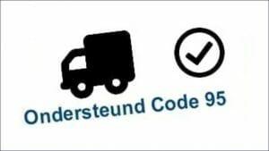 Code 95 Frame website logo