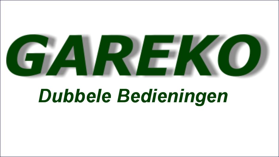 Gareko Frame website logo