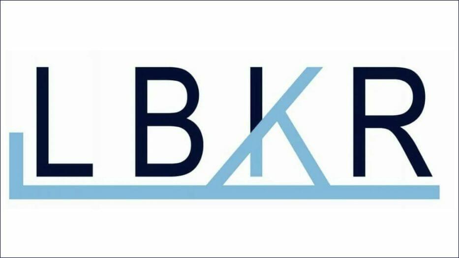LBKRFrame website logo