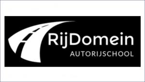 Rijschool Rijdomein Frame website logo
