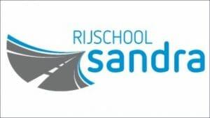 Rijschool Sandra Frame website logo